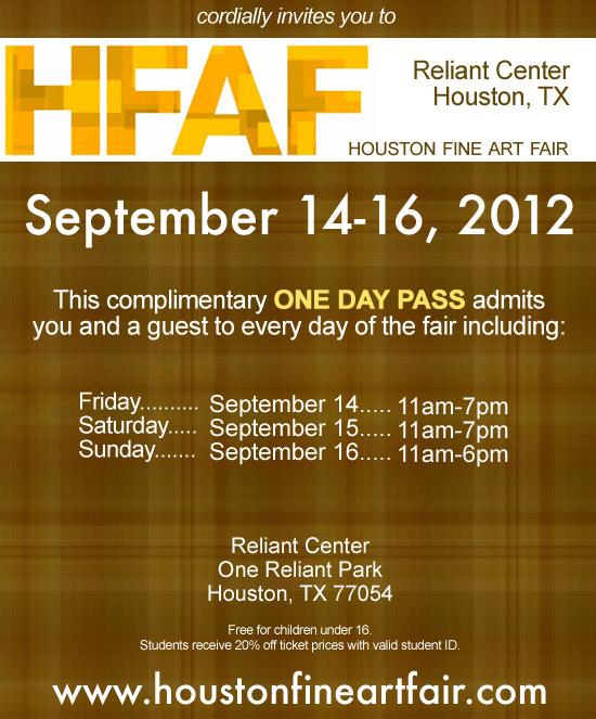 HFAF EVENTS