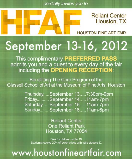 HFAF Preferred 2012