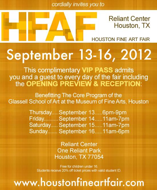 HFAF VIP 2012