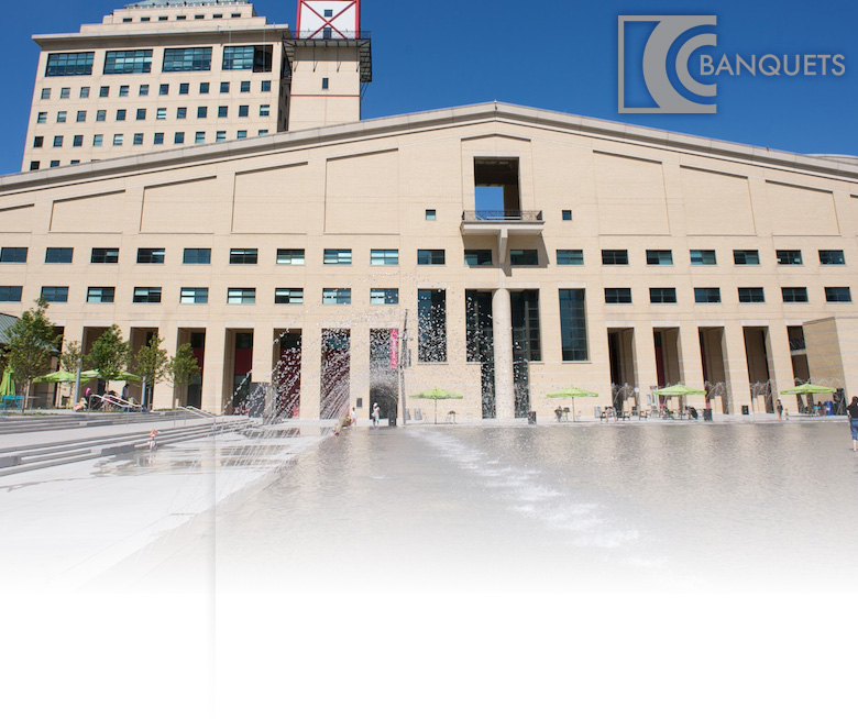 C Banquets - Mississauga City Hall venue for INSPIRED on May 5