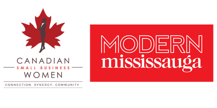 cbsw and modern mississauga logos for kind projects event