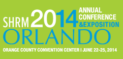 2014 SHRM Annual Conference & Expo Logo