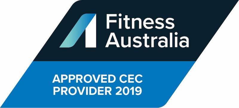 Fitness Australia CEC Provider