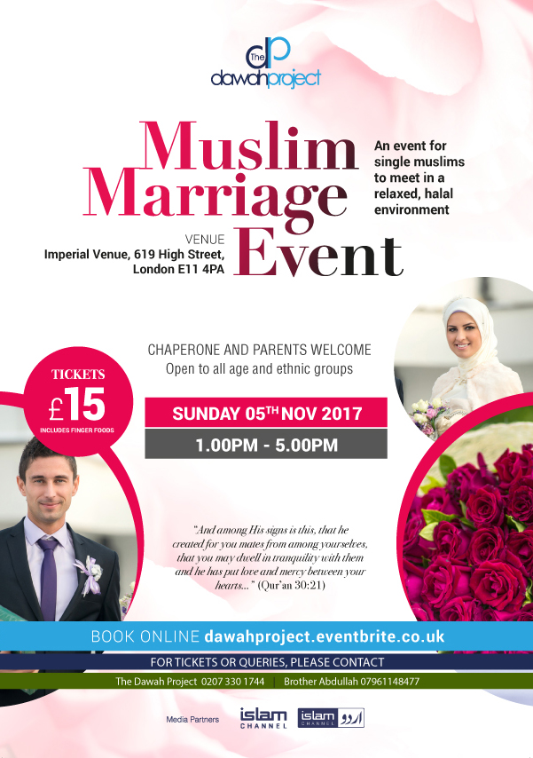 muslim dating events Eventbrite - red box events pte ltd presents speed dating for muslim singles - saturday, may 5, 2018 at j's wok & grill find event and ticket information.