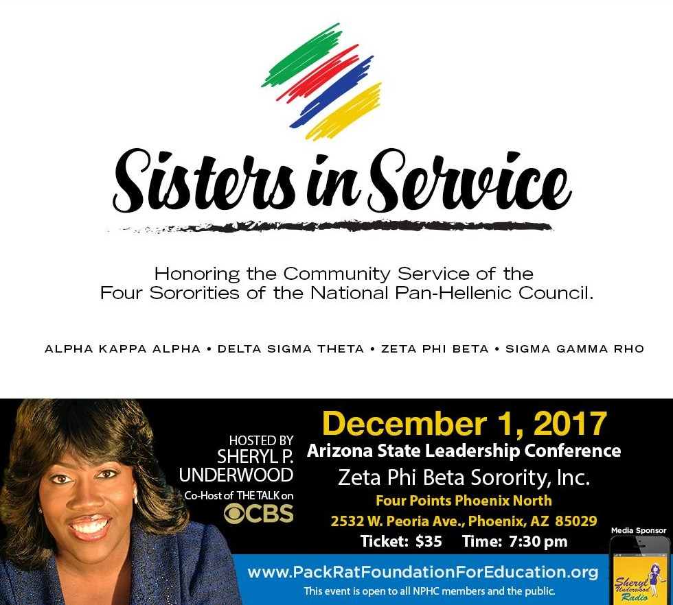 Sister zIn Service