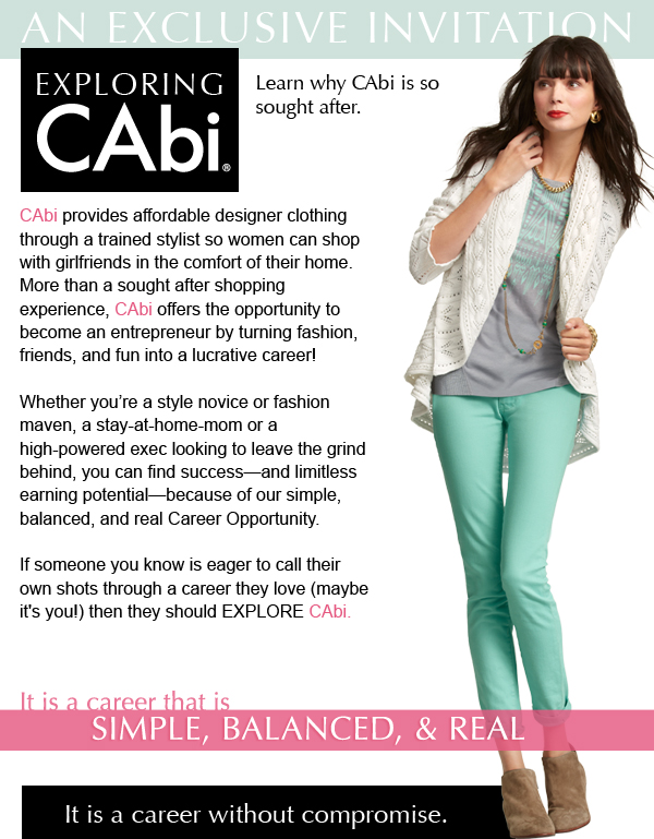 Learn why CAbi is so sought after