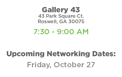 Gallery 43 - 43 Park Square Ct, Roswell, GA 30075 on 10/27