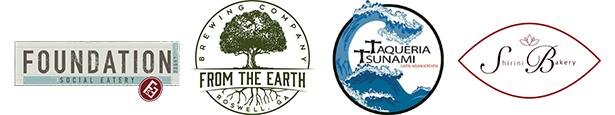 From the Earth, Foundation Social Eater, Shirini Bakery and Taqueria Tsunami