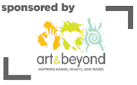 sponsored by  art and beyond studio
