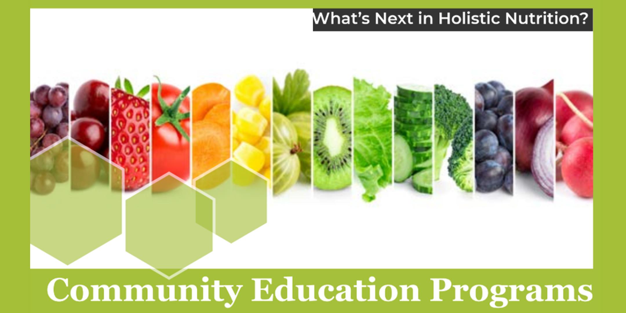 Bauman College • Community Education