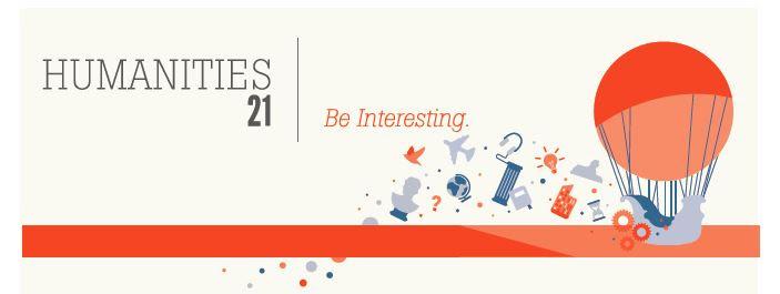 humanities21 logo