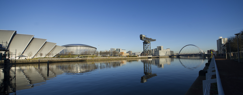 View of the Clyde