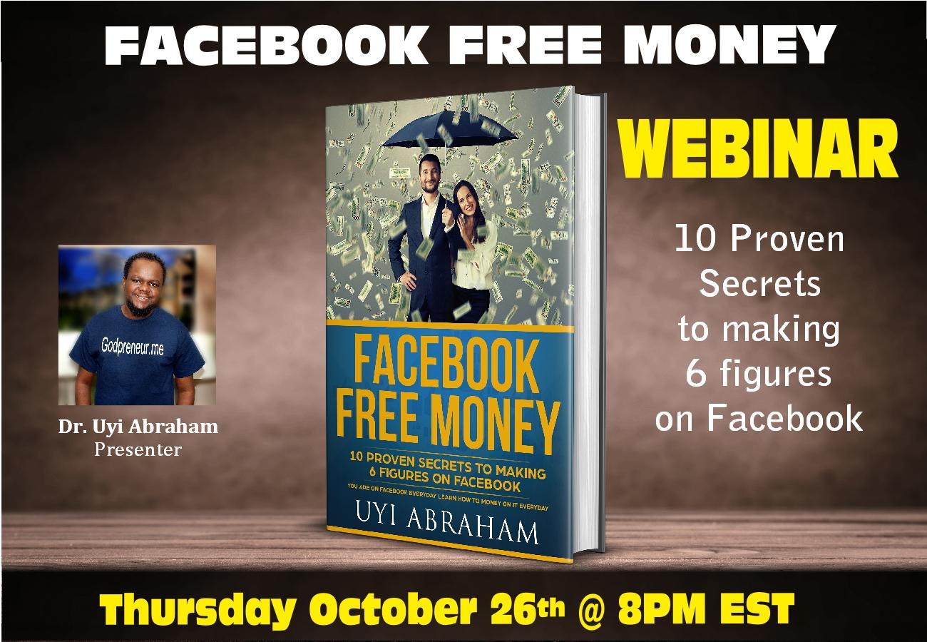 Facebook Free Money Webinar
