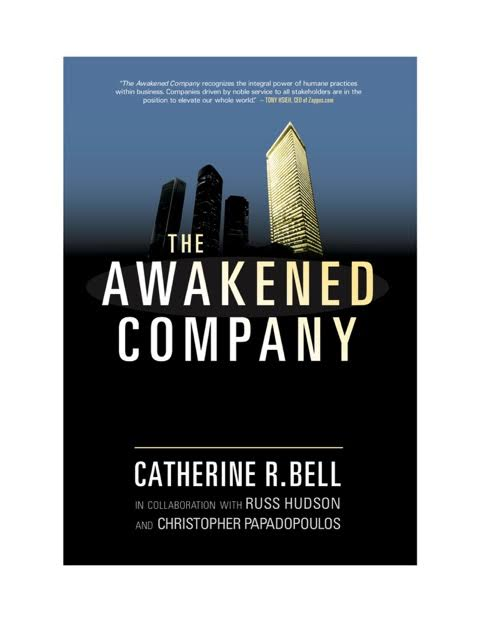 The Awakened Company book cover