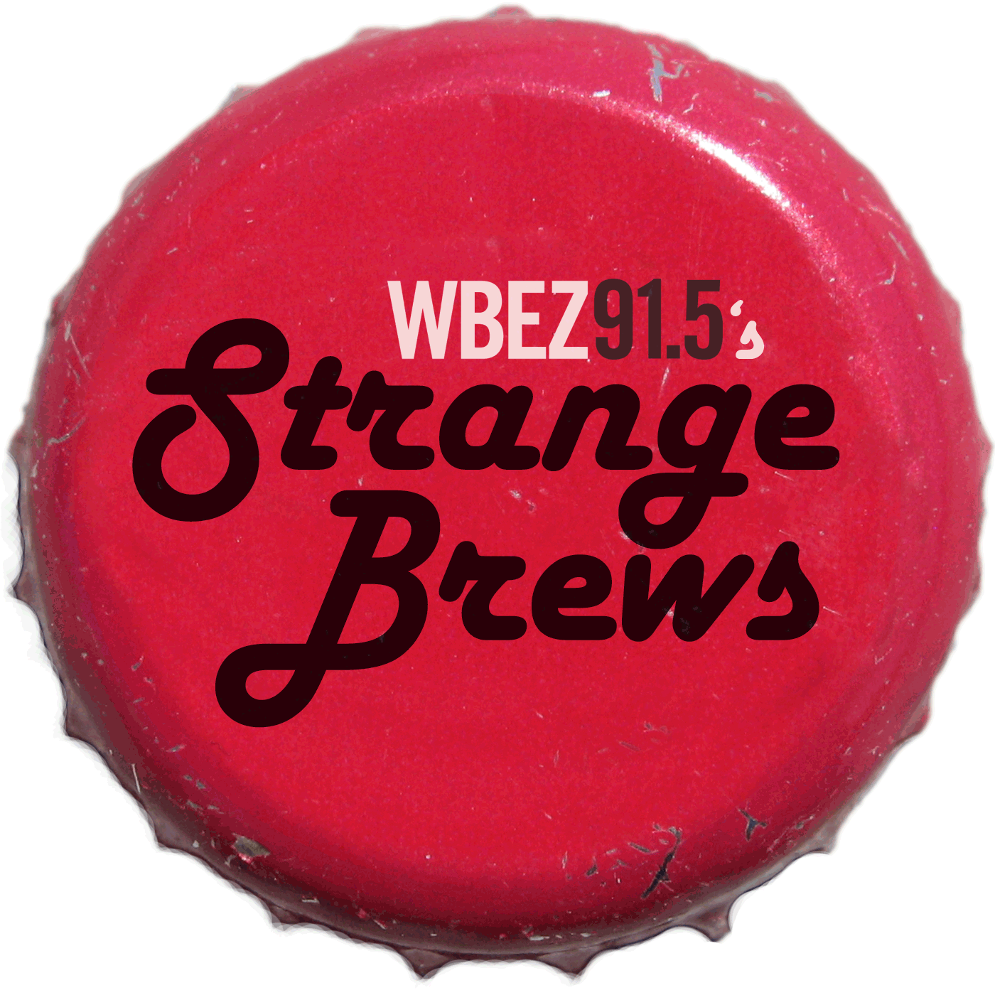 Strange Brews Podcast Logo