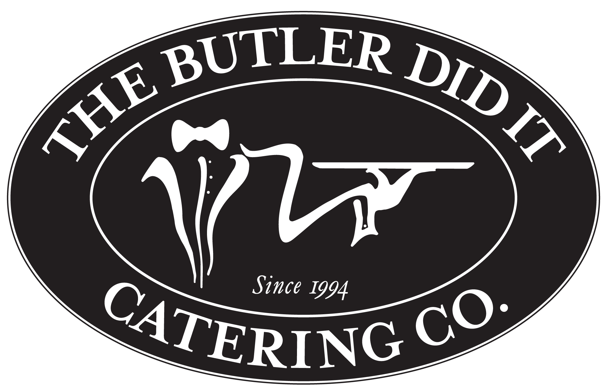 Butler Did It Catering Logo