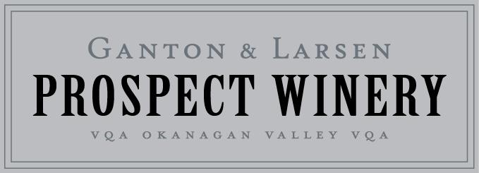 Wine Sponsor: Ganton & Larson Prospect Winery