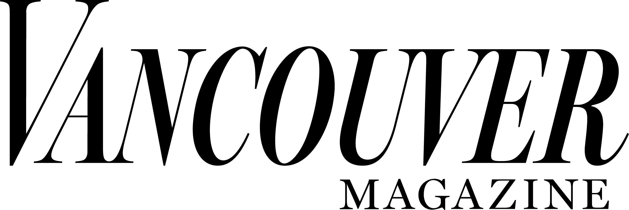 Vancovuer Magazine Logo