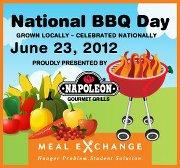 National BBQ Day Grill Off