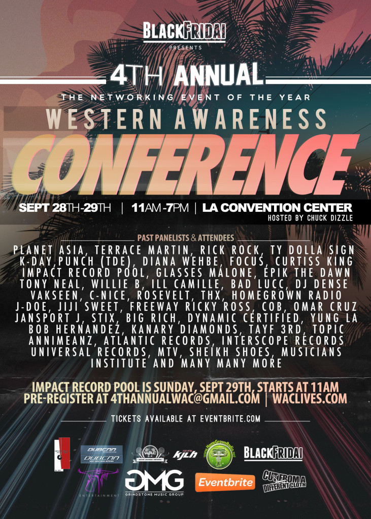 the 4th Annual Western Awareness Conference