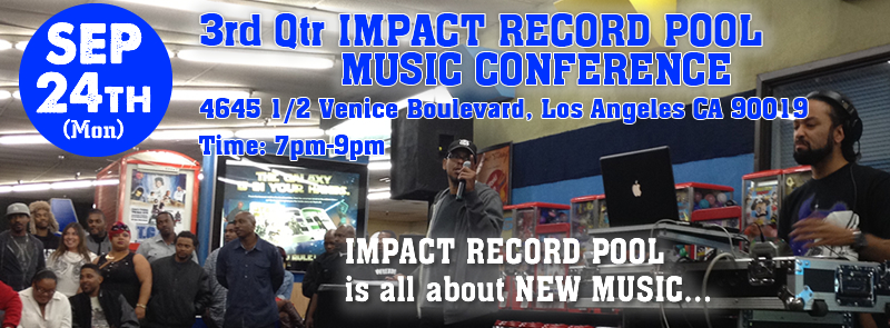 Impact Record Pool Music Conference