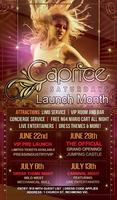 New club, Caprice Saturdays - pre-launch party