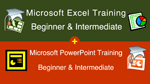 powerpoint and excel