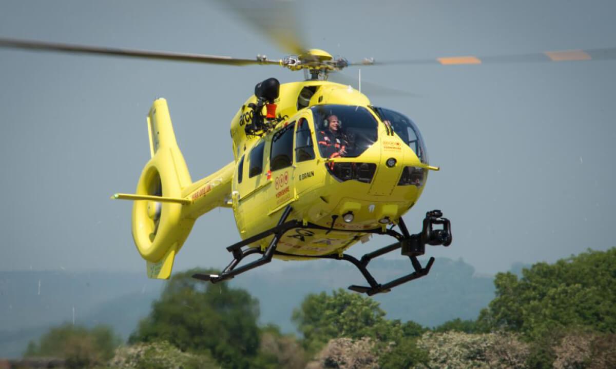 Yorkshire Air Ambulance 1