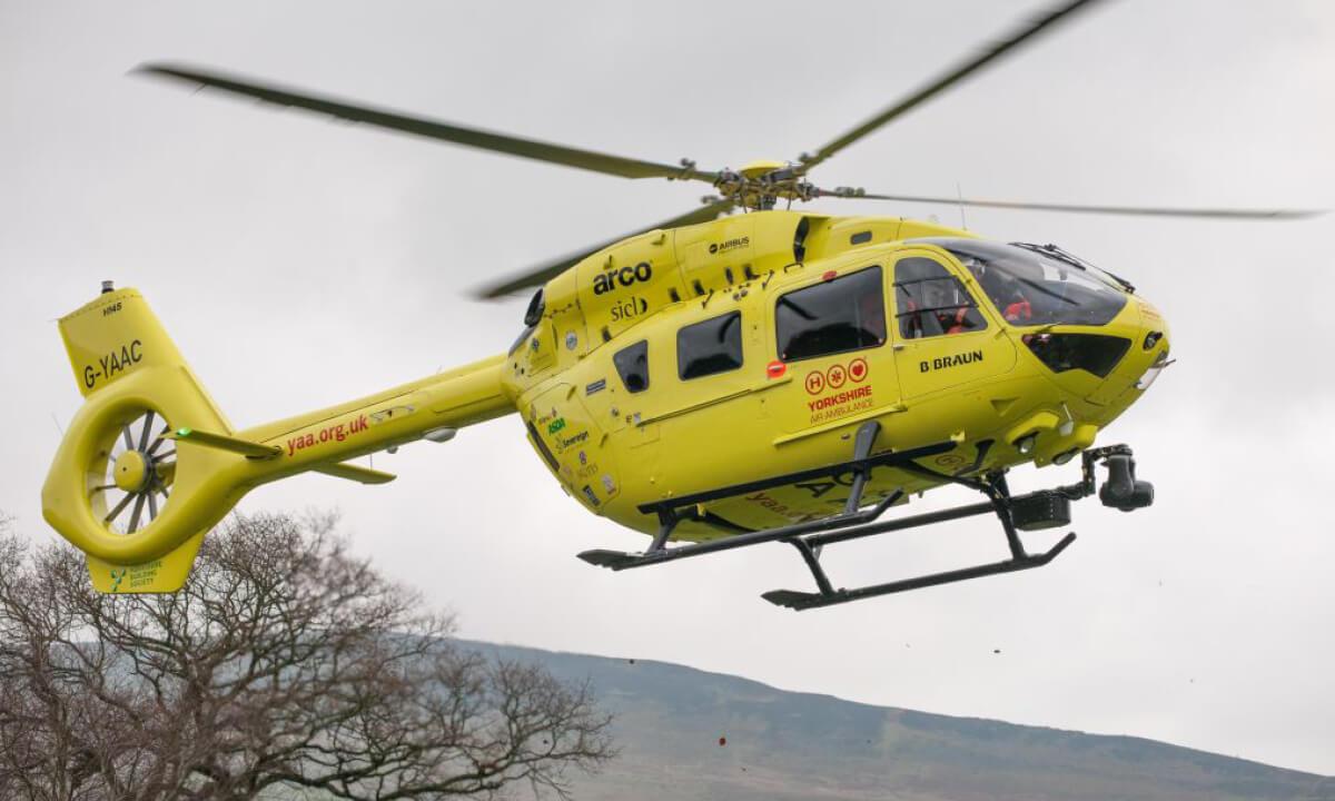 Yorkshire Air Ambulance 2