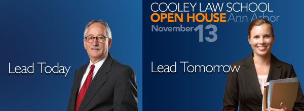 Lead Today - Lead Tomorrow - Ann Arbor Open House November 13