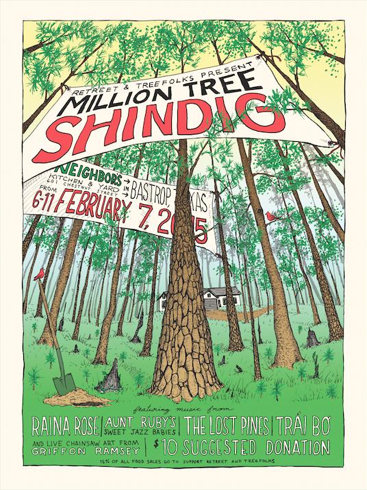 Million Tree shinDIG
