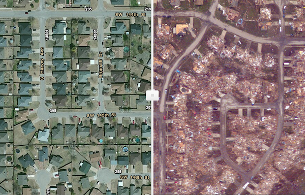 Moore Before and After