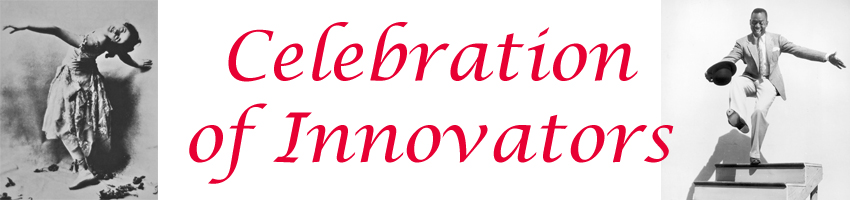 Celebration of Innovators Banner
