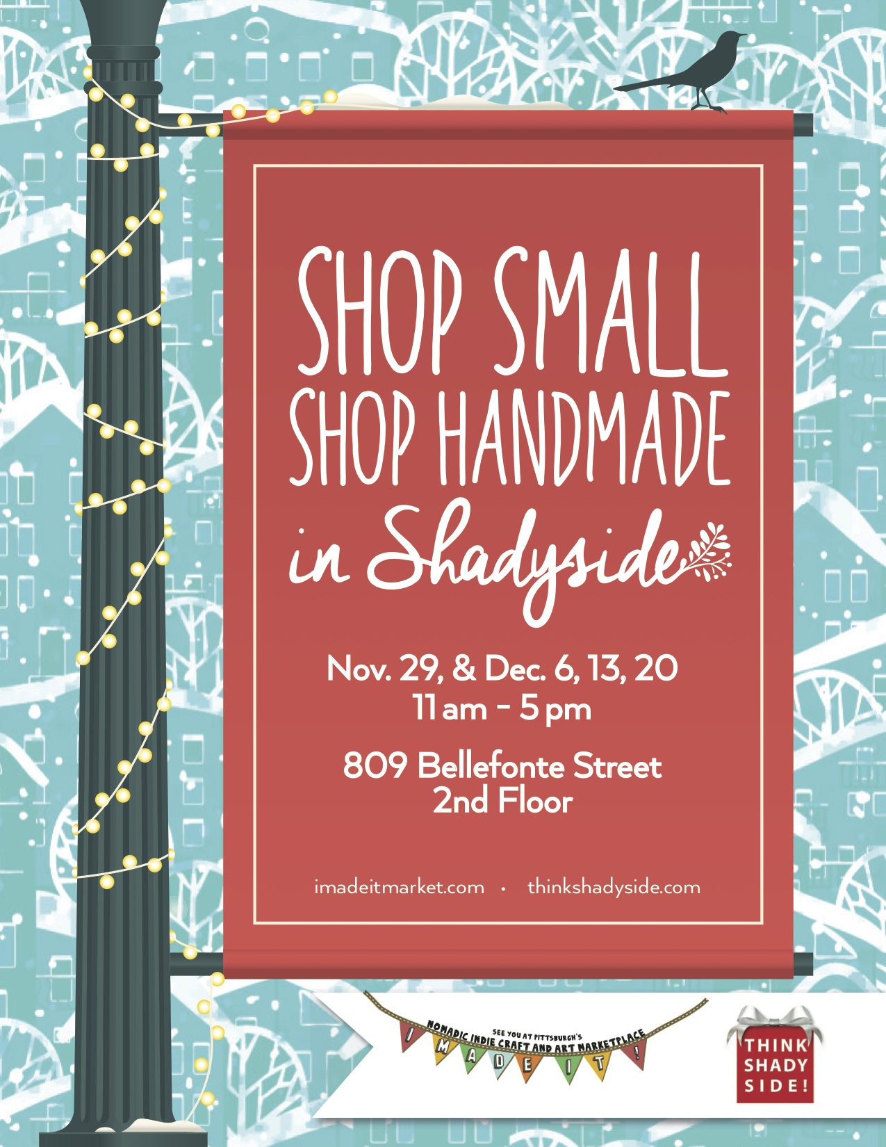 Shop Small Shop Local in Shadyside