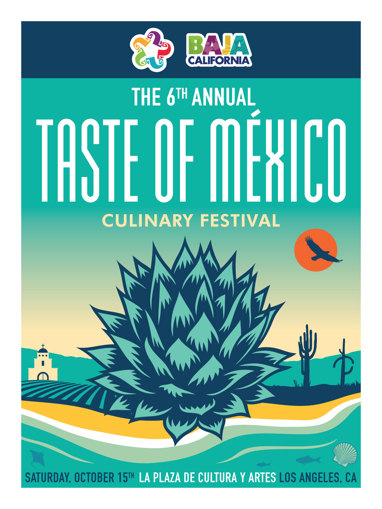 The 6th Annual Taste of Mexico Culinary Festival