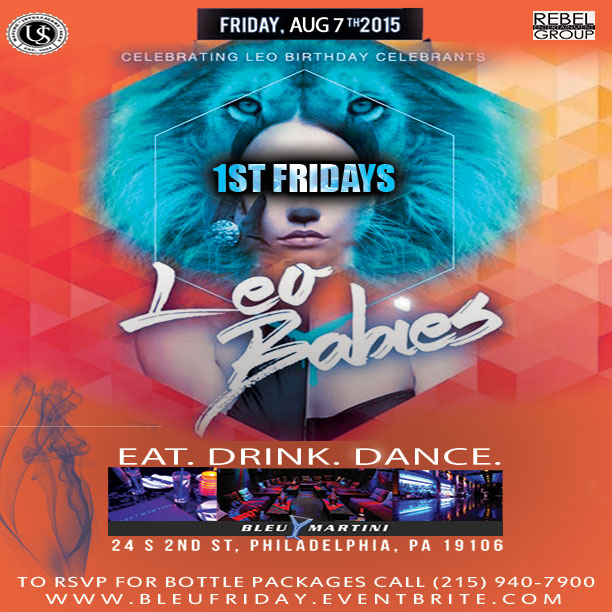 The sexiest 1st Friday in the City