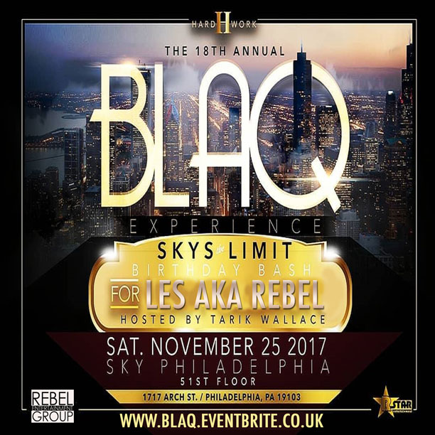 The Blaq Experience 2017 | Birthday Celebration