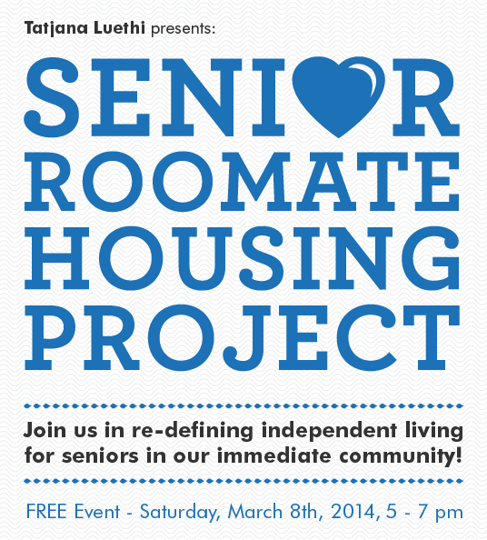 Senior Roommate Housing Project