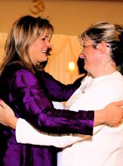 Kimberly and Jodi meet