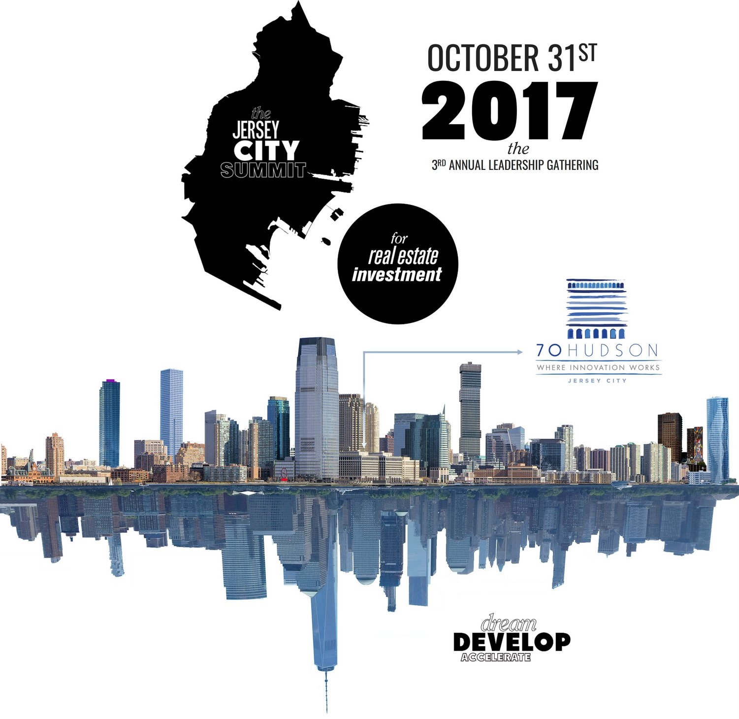October 13th, 2016 - The Jersey City Summit for Real Estate Investment