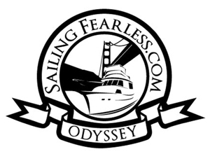 Sailing Fearless Odyssey logo