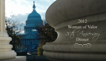 IWF 20th Anniversary Woman of Valor Dinner