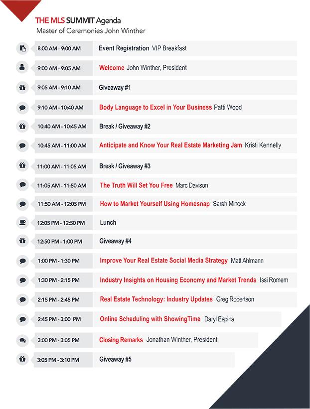 mls summit 2019 schedule