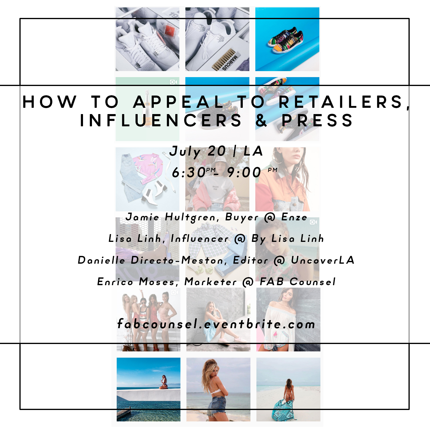 How To Appeal To Retailers, Influencers, & Press