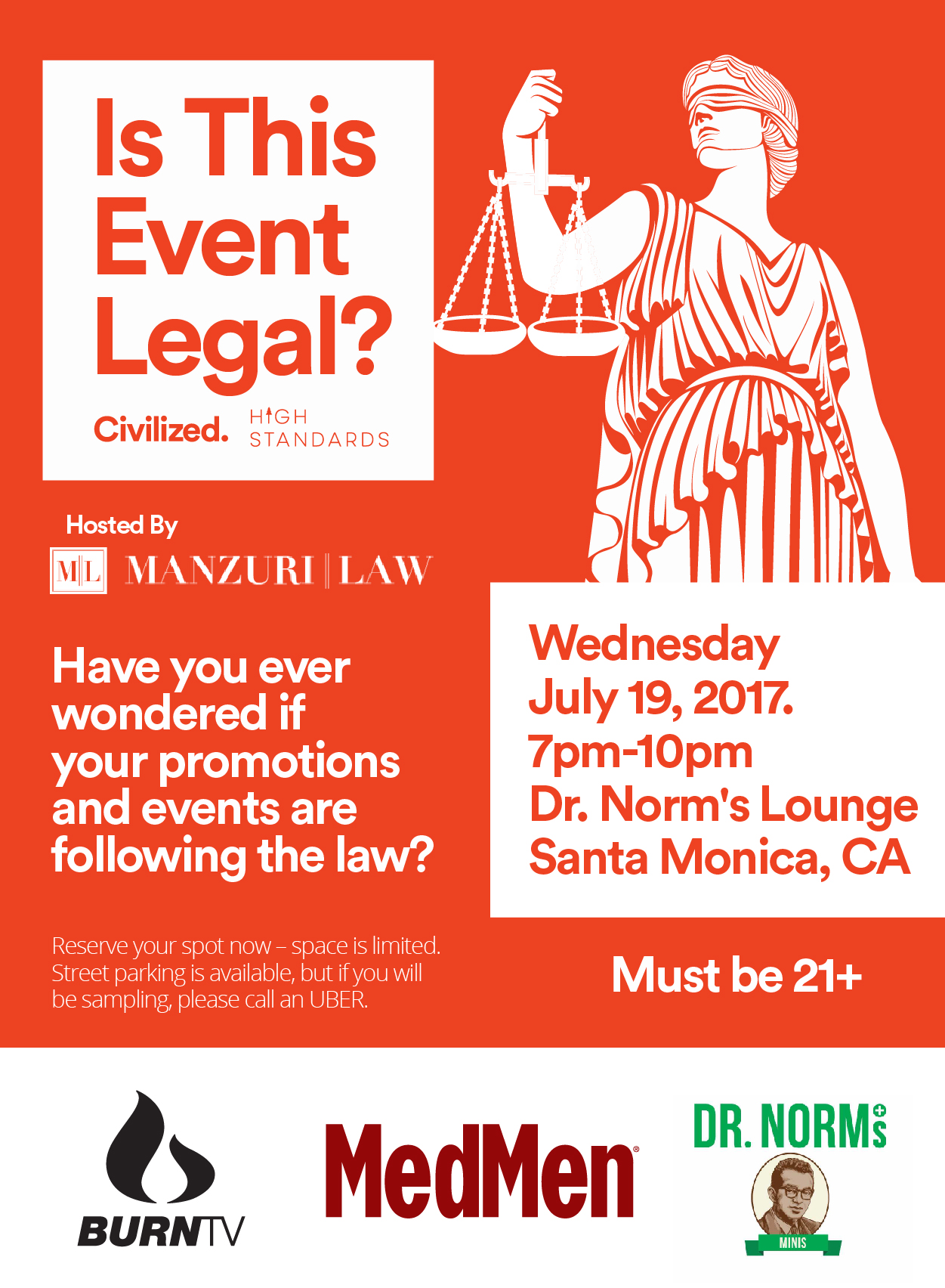 Cannabis Legal Event