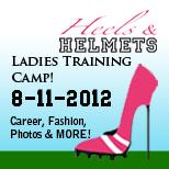 2012 Ladies Training Camp: Developing Your Winning Game Plan