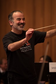 Amateur Music Network Mentor Ben Simon