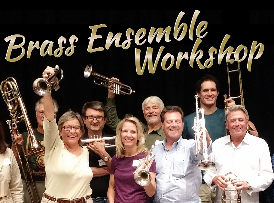 Amateur Music Network Brass Workshop with John Engelkes