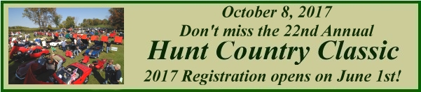 2017 Hunt Country Classic Banner