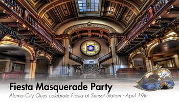 Fiesta Masquerade Party 2013